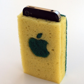 "papairlines - ""Once Upon a Sponge"" iPhone case"
