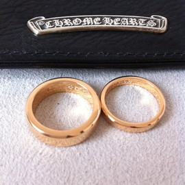 chrome hearts - weddingbands マリッジリング