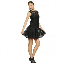 DOLCE&GABBANA - 2013 FW DOLCE & GABBANA VISCOSE LACE DRESS