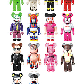 MEDICOM TOY - BE@RBRICK SERIES 38