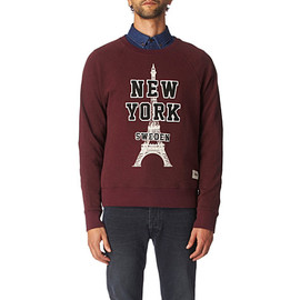 ACNE - College NY sweatshirt