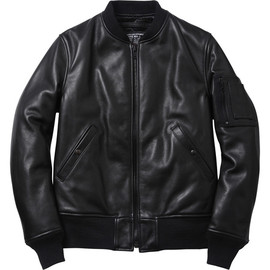 Supreme - Supreme/Schott® Leather MA-1