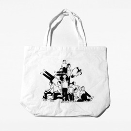 Noritake - PEOPLE PLAY(Totebag)