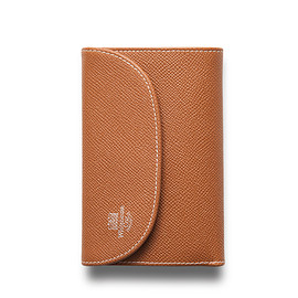 Whitehouse Cox - ホワイトハウスコックス | S7660 3FOLD WALLET / LONDONCALF × BRIDLE(TAN/HAVANA)