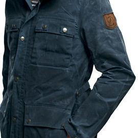 Fjallraven - Waxed Oban Uncle Blue