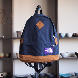 THE NORTH FACE PURPLE LABEL - Medium Day Pack #dark navy