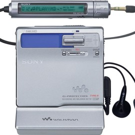 SONY - MD WALKMAN MZ-N1