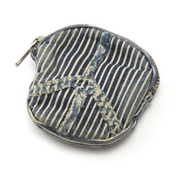 Porter Classic - Hickory Stripe Coin Wallet