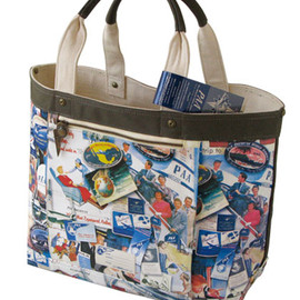 PANAM - PANAM Reversible TOTE BAG