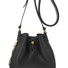 TOM FORD - Sedgwick small textured-leather shoulder bag