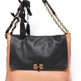 LANVIN - LANVIN  'Happy' Bag  black 1
