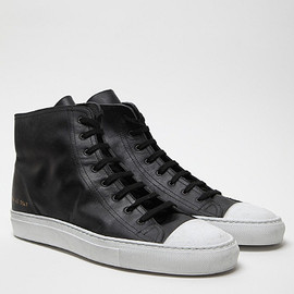 Common Projects - Shell Toe High Top Sneaker