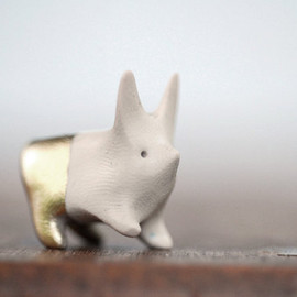 corduroy  - Action Bunny With Shiny Gold Pants