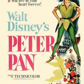 Disney - Peter Pan Poster