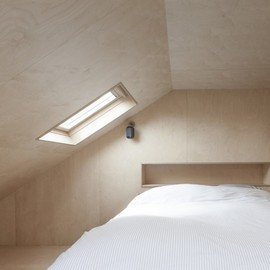 Simon Astridge - Plywood House, London