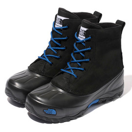 Stussy - Snow Shot 6 Inch Boots - Black/Blue