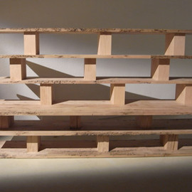 David Chipperfield - Stone Shelf