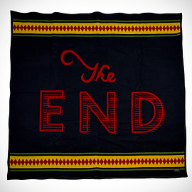 ACE HOTEL - 'The END' blanket