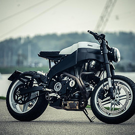 Ruthless Customz - Buell XB9R