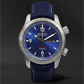 Bremont - U2/BL Automatic Watch