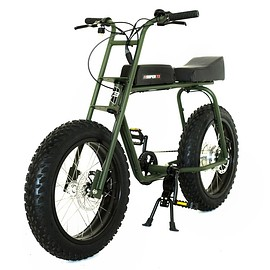 Lithium Cycles - Super 73 Scout