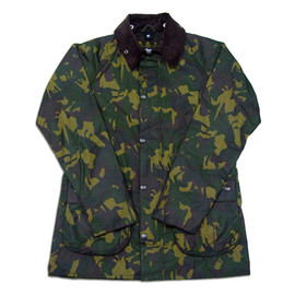 Barbour - Barbour for SHIPS: 35th Special Edition Camouflage Slim Fit / Bedale