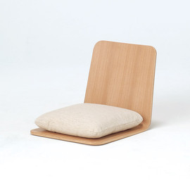 MUJI - Ash Floor Chair