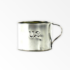 Hudson Made - Classic Tin Cup