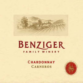 Benziger Family Winery - Benziger Carneros Chardonnay