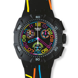 Swatch - Swatch A-Thousand-Crossings SUIB100 - 2009 Spring Summer Collection