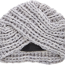 The Elder Statesman - Knit Turban