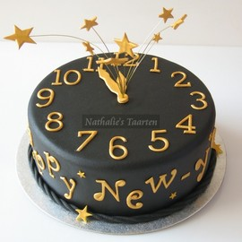 Cake Gallery - Happy New Year