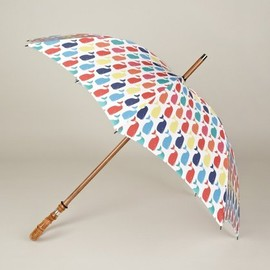 THOM BROWNE - Men's Traditional Whale Print Umbrella