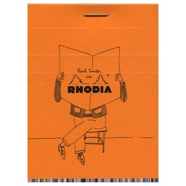 RHODIA - Paul Smith for RHODIA No.12
