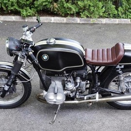 BMW - 100 RT - OTL Magazine Café Racer Project
