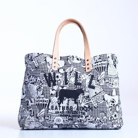 will leather goods - Dia De Los Muertos Matrimonio Bag