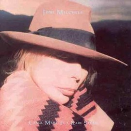 Joni Mitchell - Chalk Mark in a Rainstorm