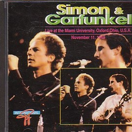 Simon & Garfunkel - Live in Ohio,USA,1969