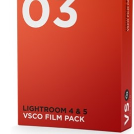 VSCO FILM 03 for Adobe Lightroom 4 & 5