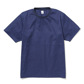 HEAD PORTER PLUS - SHIRT TEE NAVY