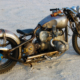 BMW - R75/5 Rat Bobber | Fna Custom Cycles