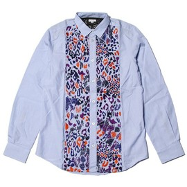 Paul Smith - LEOPARD EMBROIDERY SHIRTS (MAIN LINE)