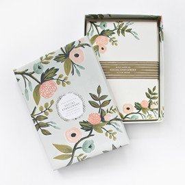 Rifle Paper co. - Antoinette Social Stationery Set