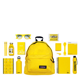EASTPAK - Pantone 109 urban survival kit Yellow