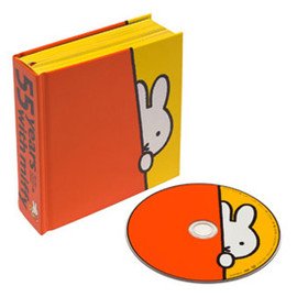 Dick Bruna - 55 years with miffy