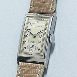 TISSOT - Rectangular Case