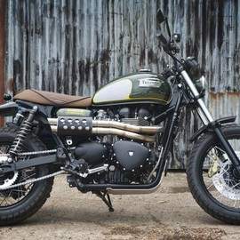 Barbour International - A225 / Triumph Scrambler