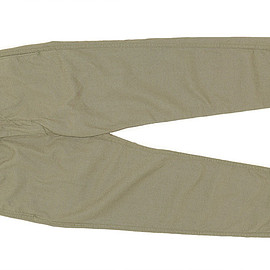 ENGINEERED GARMENTS - E-1 Over Pant-Outback Canvas-Olive
