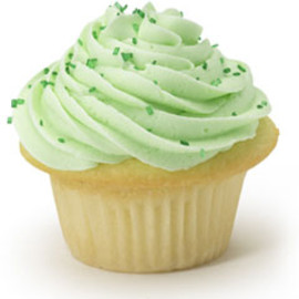Crave cupcakes - Lemon Lime Twist
