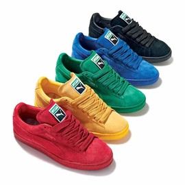 "SUEDE CLASSIC COLORED ""LIMITED EDITION for D.C.4"""